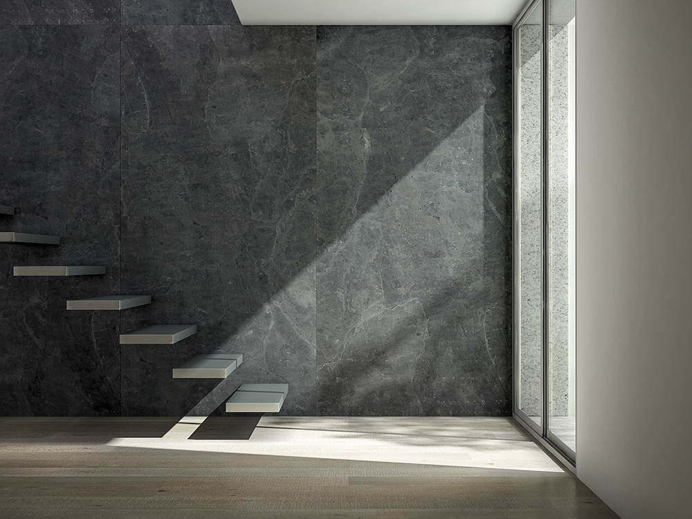 Bigger Is Better: Large Format Tiles
