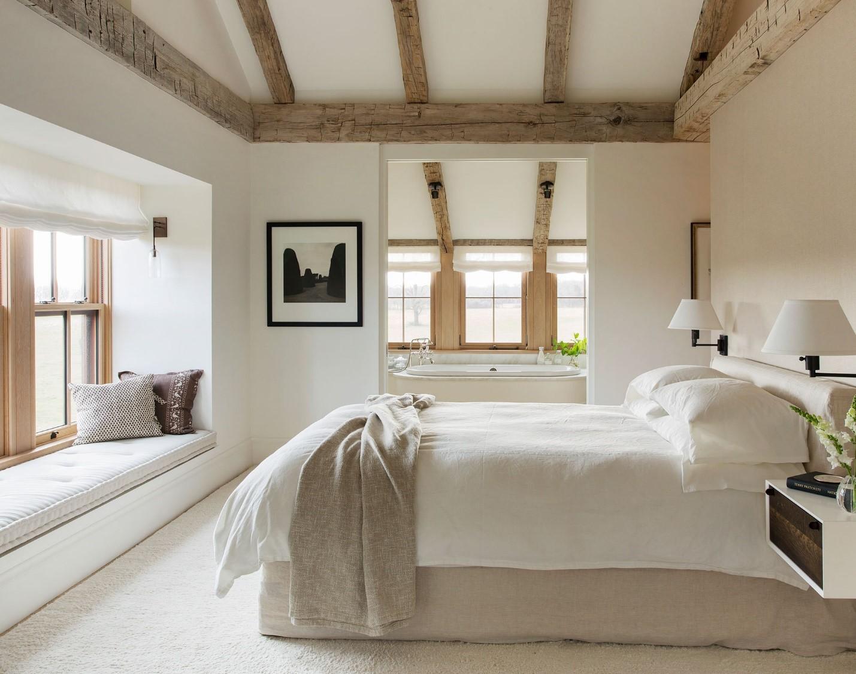 Things We Like: Wood Ceiling Beams