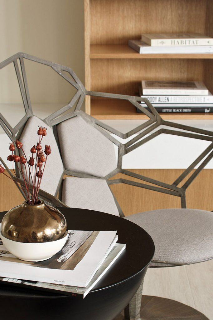 the glass house interior design